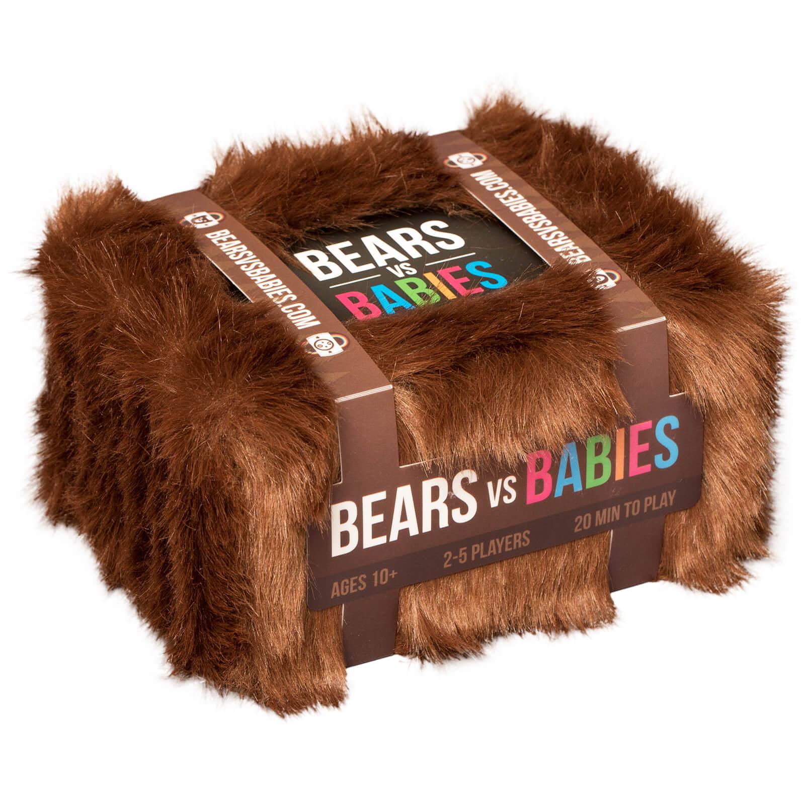 Asmodee Bears vs. Babies Game