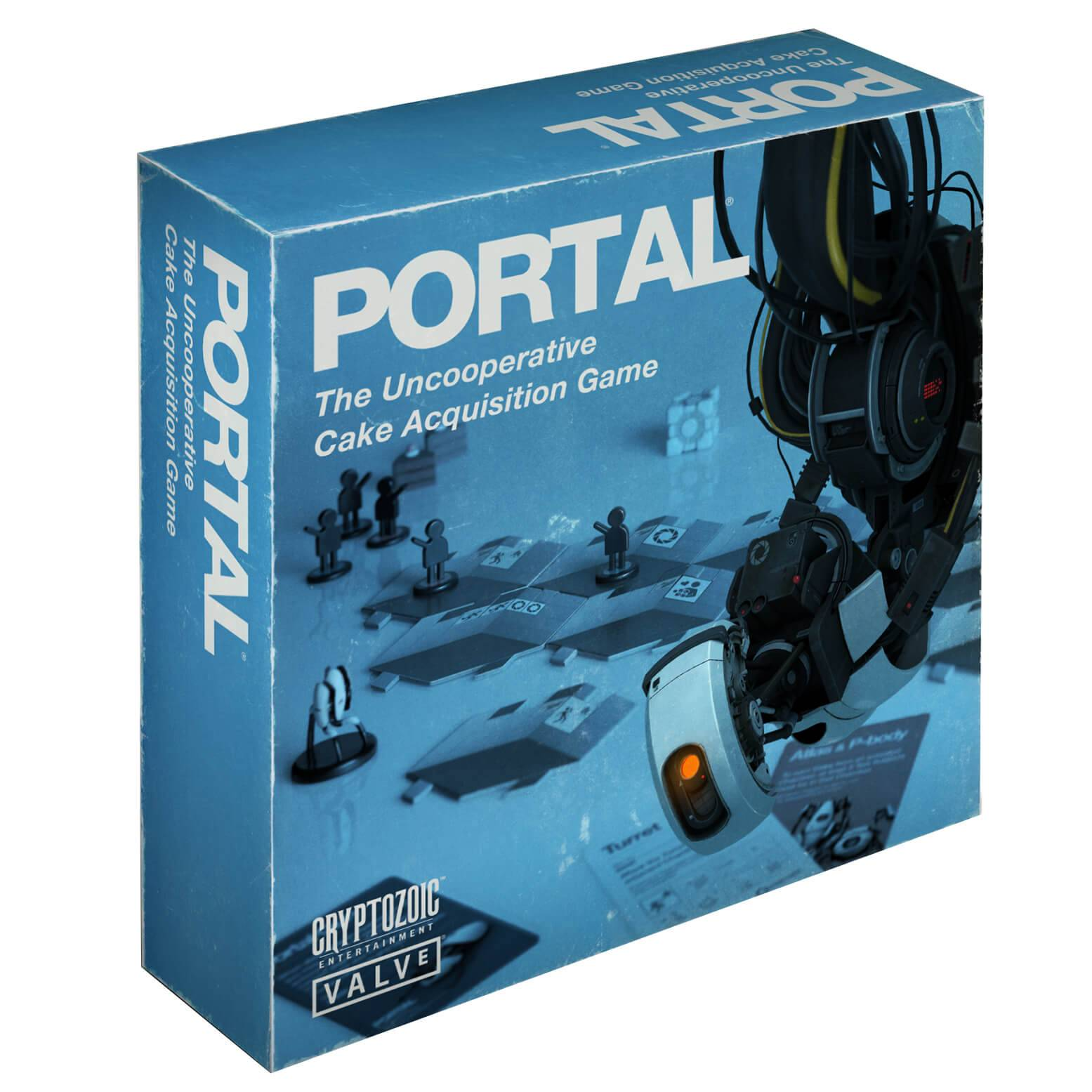 Asmodee Portal: The Uncooperative Cake Acquisition Game