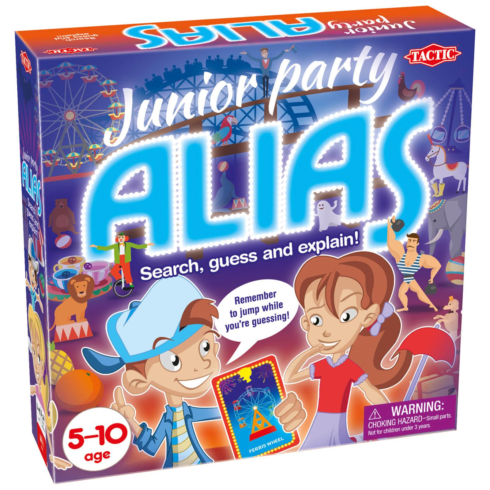 Tactic Games Junior Party Alias Game