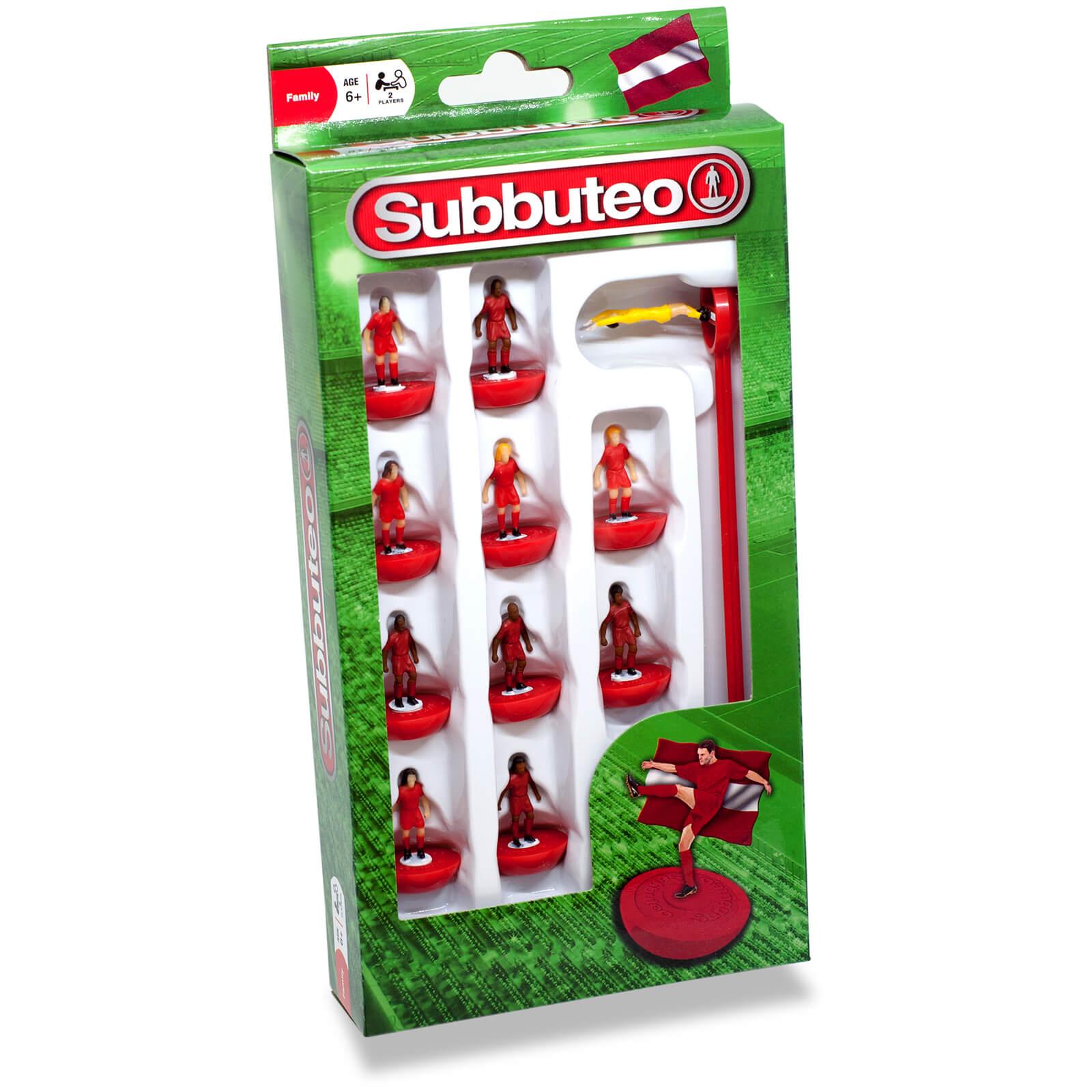Paul Lamond Games Subbuteo Red Team