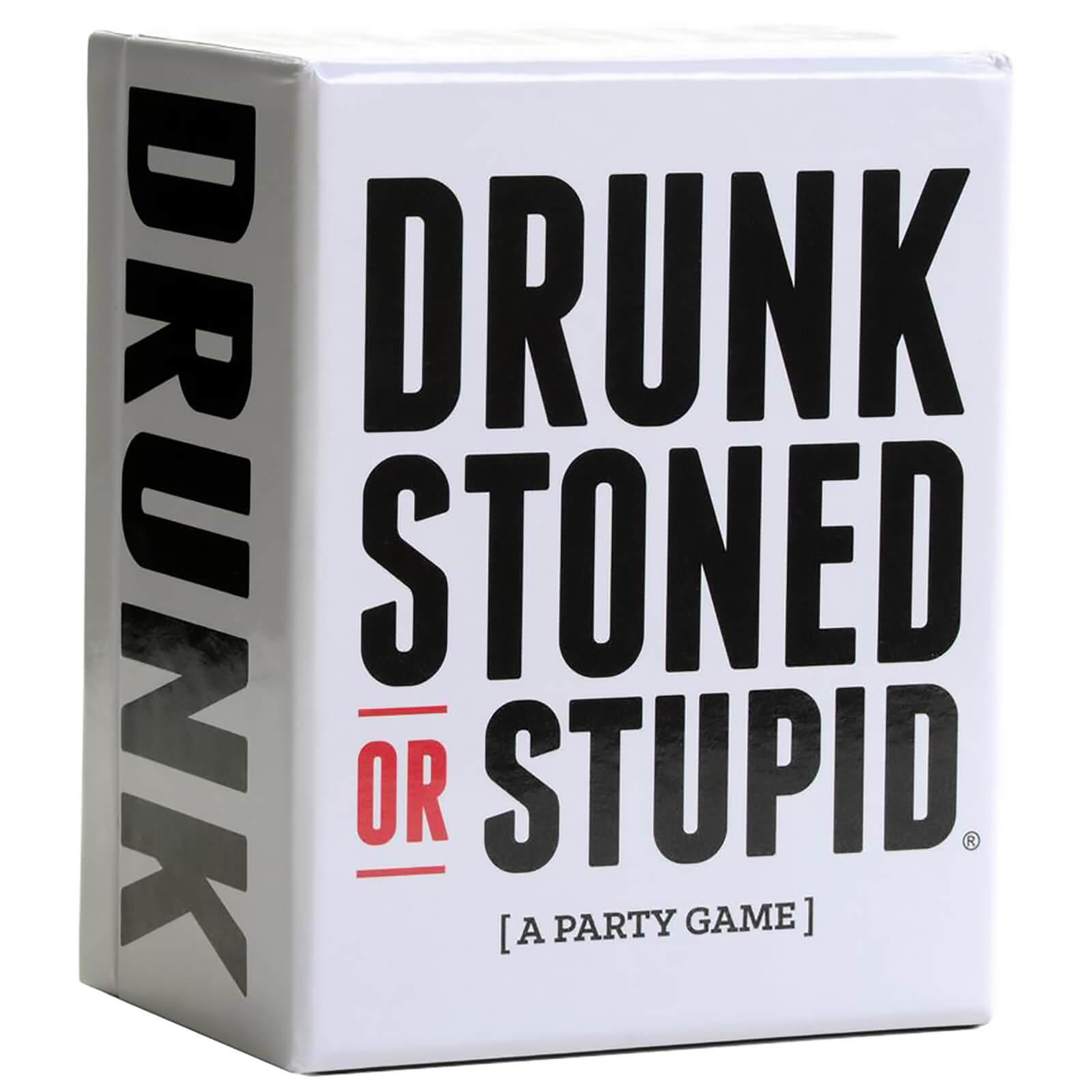 VR Distribution Drunk, Stoned or Stupid