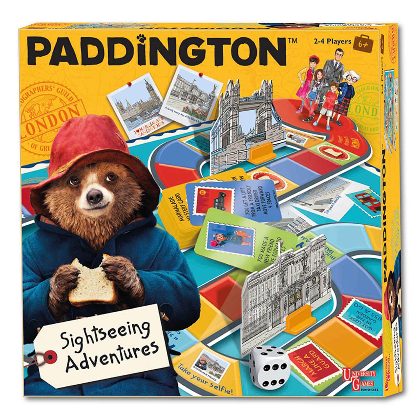 University Games Paddington Board Game