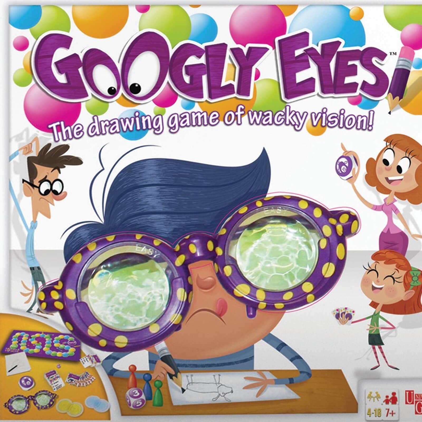 University Games Googly Eyes Game