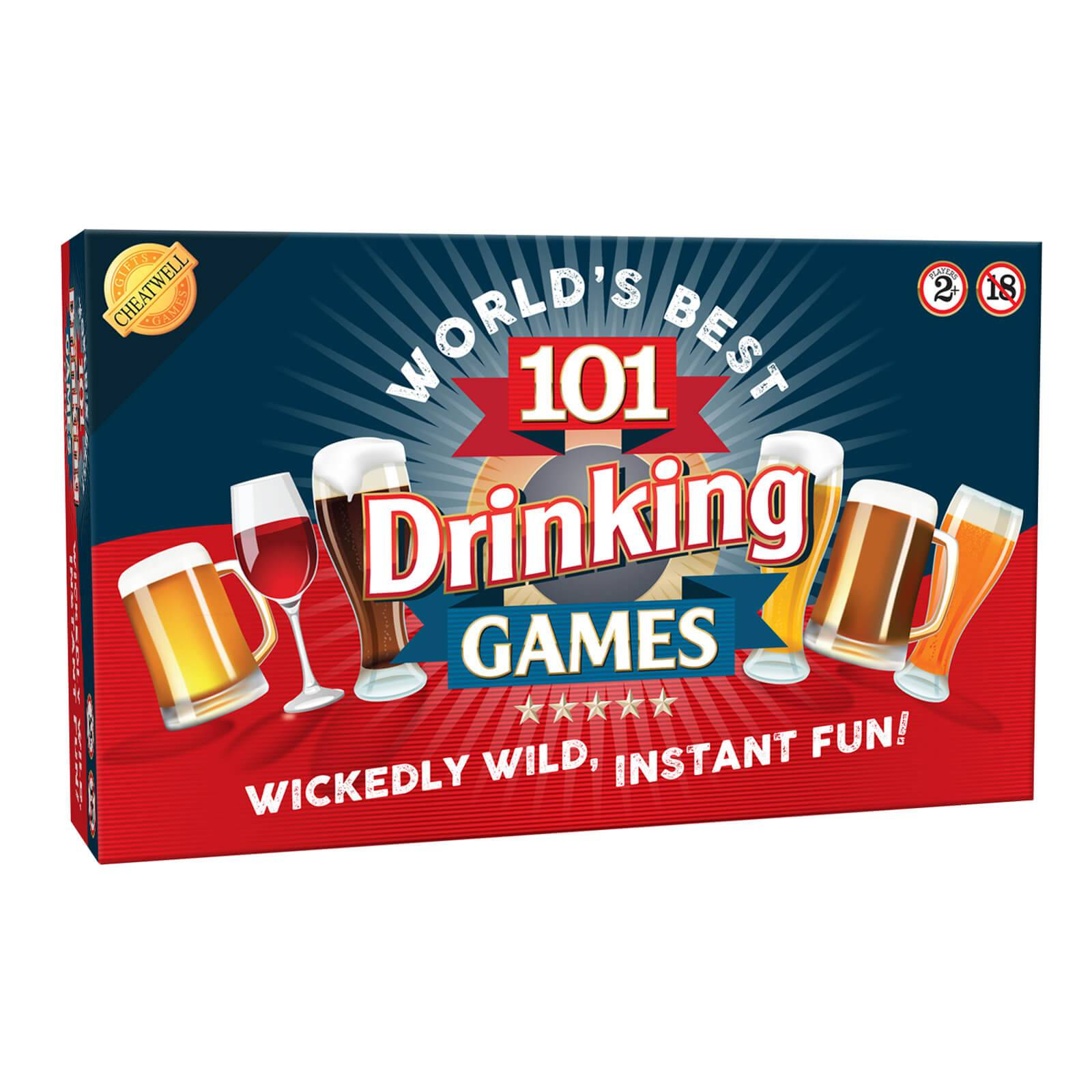 Cheatwell Games 101 Drinking Games