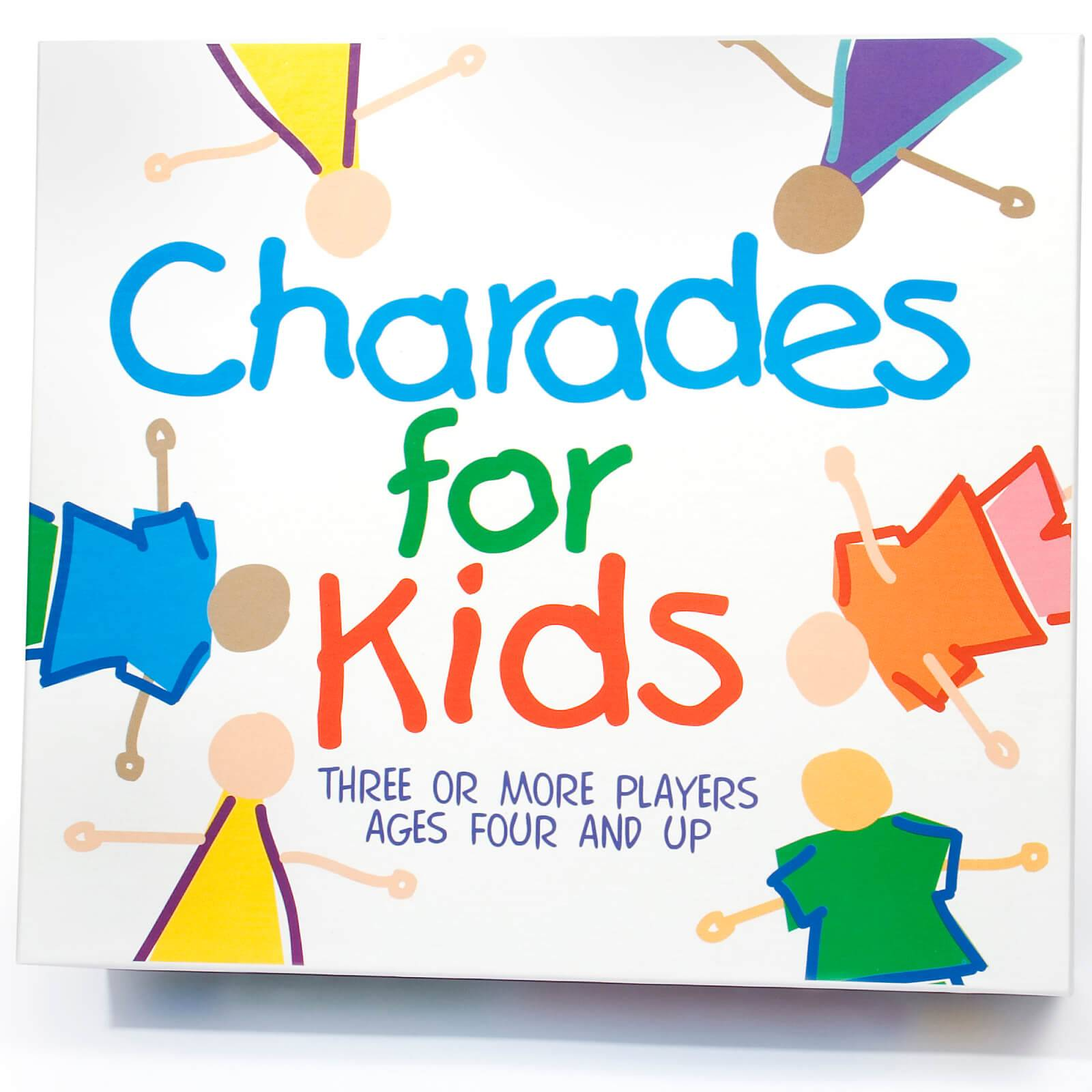 Paul Lamond Games Charades For Kids