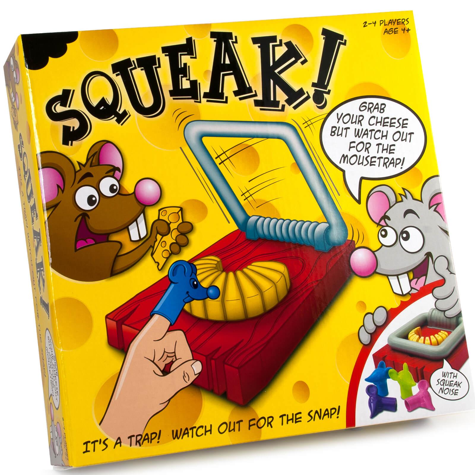 Paul Lamond Games Squeak Game