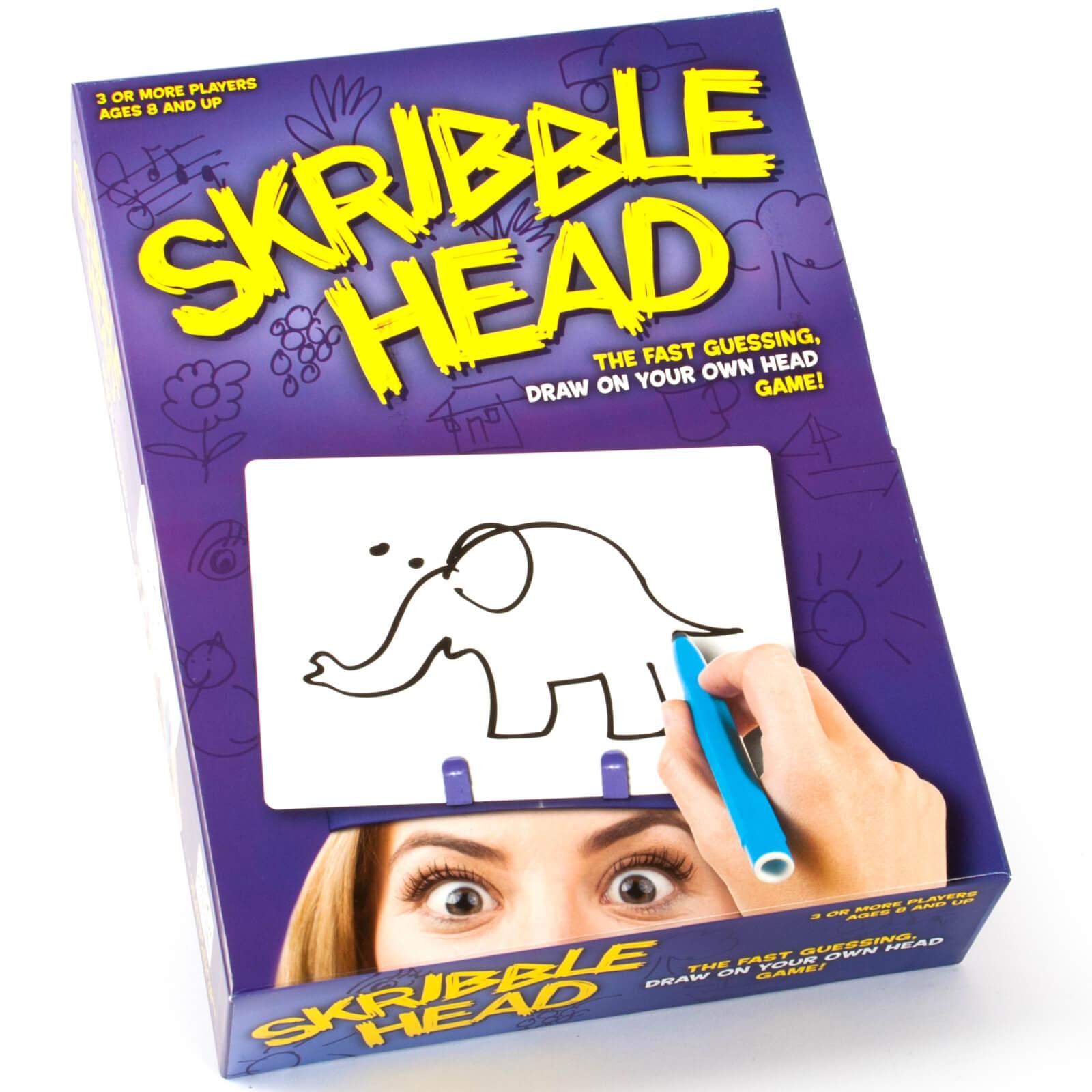 Paul Lamond Games Skribblehead Game