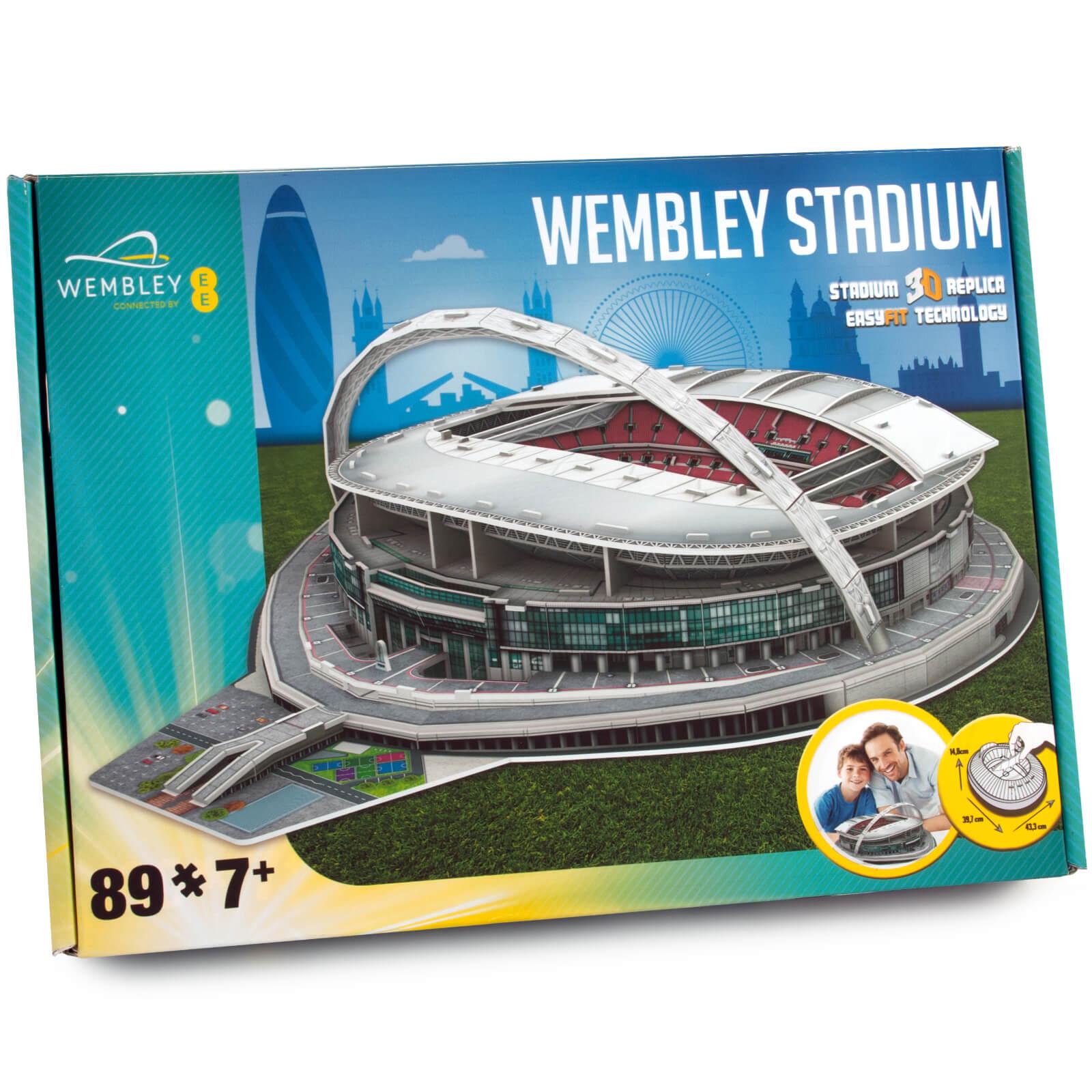 Paul Lamond Games 3D Puzzle Football Stadium - Wembley