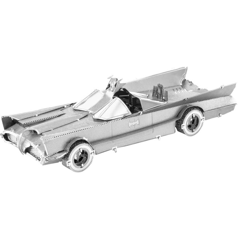 Professor Puzzle Classic Batmobile Metal Earth Construction Kit