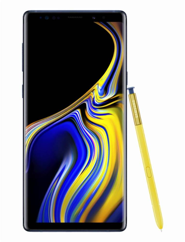 "Samsung Galaxy Note 9  (FACTORY UNLOCKED) 6.4"" 6GB RAM Purple 128GB"