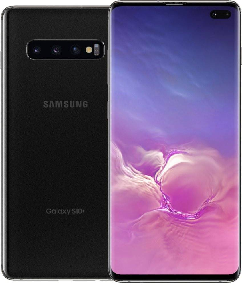 "Samsung Galaxy S10 SM-G973U (FACTORY UNLOCKED) 6.1"" 8GB RAM White 512GB"