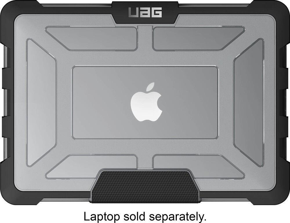 "URBAN ARMOR GEAR UAG Case for MacBook Pro 13"" A1502 in Ice/Black"