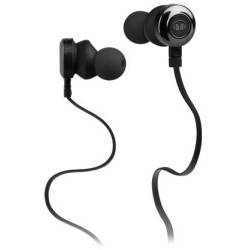 Monster Cable Clarity HD In-Ear Headphones in Black