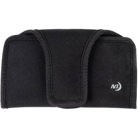 Nite Ize Fits All Horizontal Phone Case Holster in Black