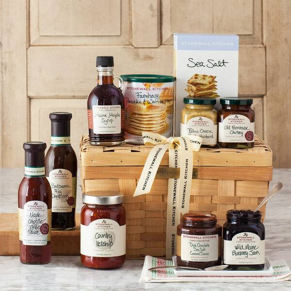 Stonewall Kitchen Our Top 10 Favorites Gift Basket