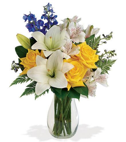 Blooms Today Oceanside Garden Flower Delivery