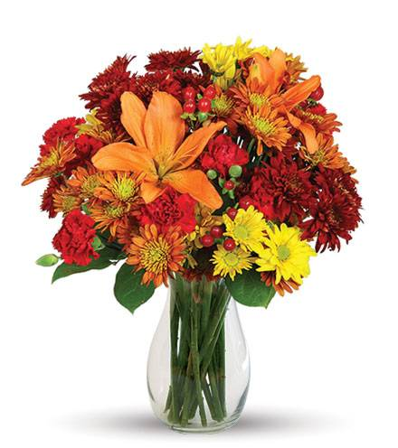 Blooms Today Autumn Garden Flower Delivery
