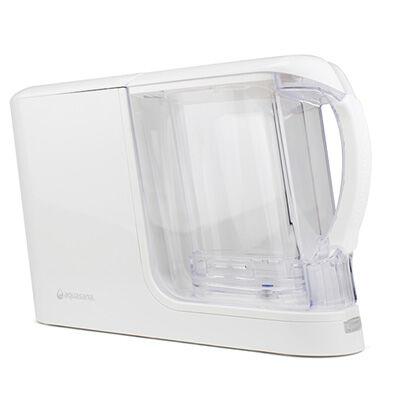 Aquasana Clean Water Machine With Pitcher, Drinking Water Filter, White