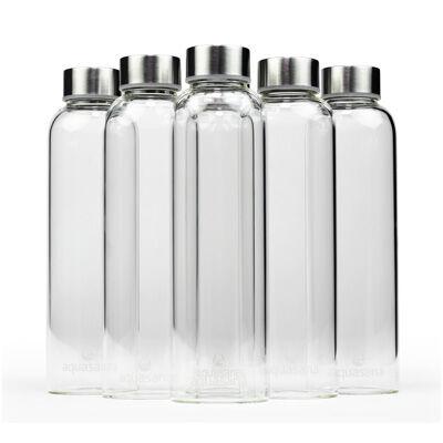 Aquasana Premium 550 ml Glass Bottles Six-Pack