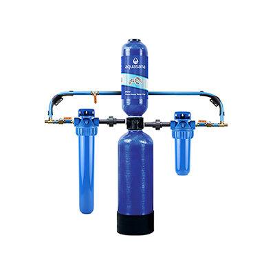 Aquasana Rhino Whole House Water Filter System, 6 Year/600,000 Gallon (EQ-600-PRO) Aquasana