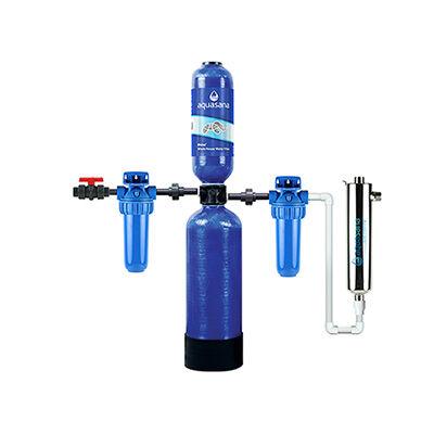 Aquasana Rhino Whole House Water Filter System for Home, UV Light Filter, 6 Year/600,000 Gallon (EQ-600-UV) Aquasana