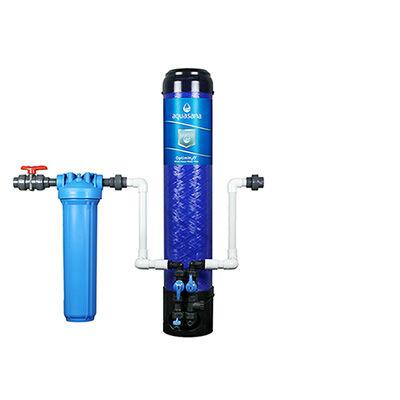 Aquasana OptimH2O® Whole House Water Filter Complete System (EQ-OPTM) Aquasana