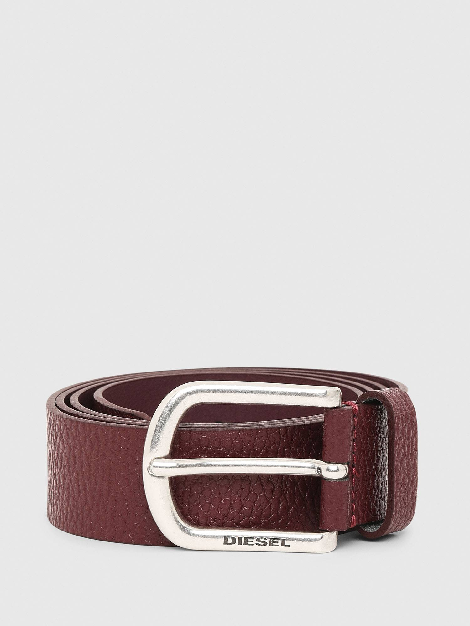 Diesel Belts P0396 - Red - 95  - Red - Size: 95
