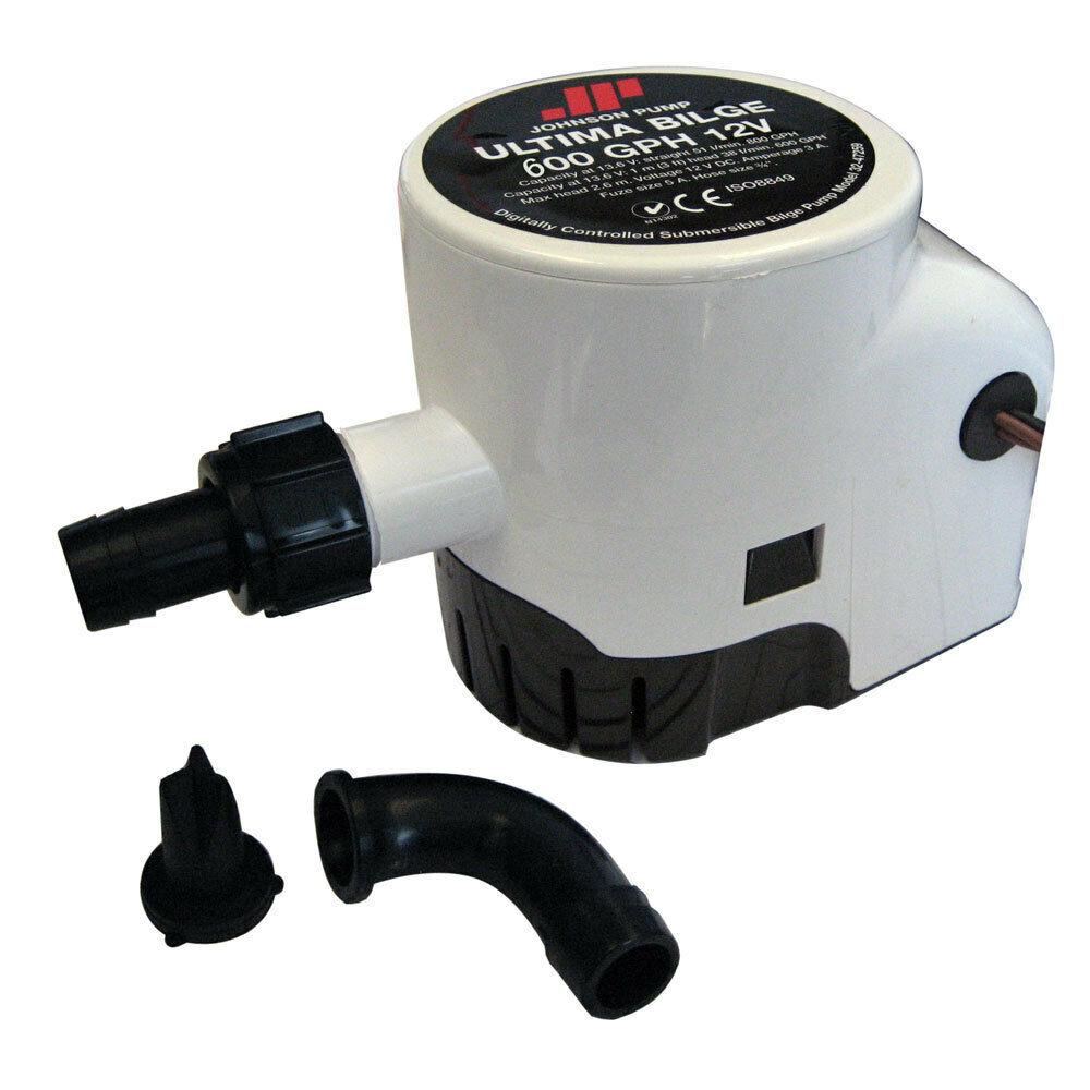 Johnson Pumps Johnson Pump Ultima Automatic Bilge Pump