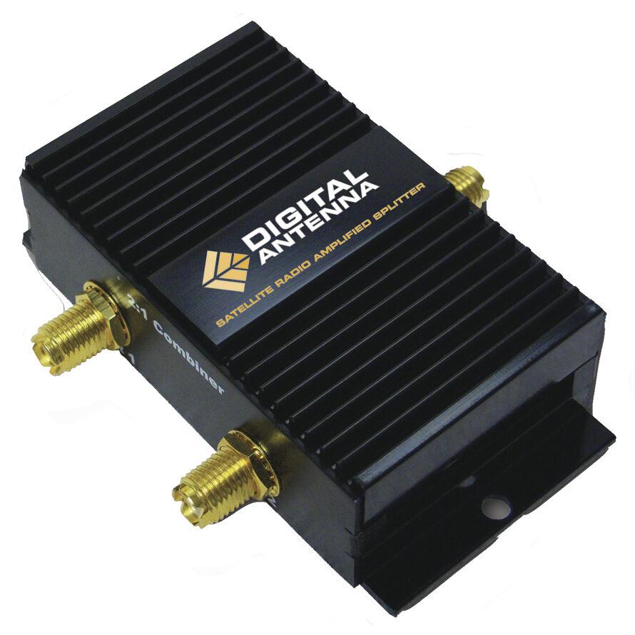 Digital Antenna Digital DA-2330 Two-Way Satellite Radio Antenna Splitter