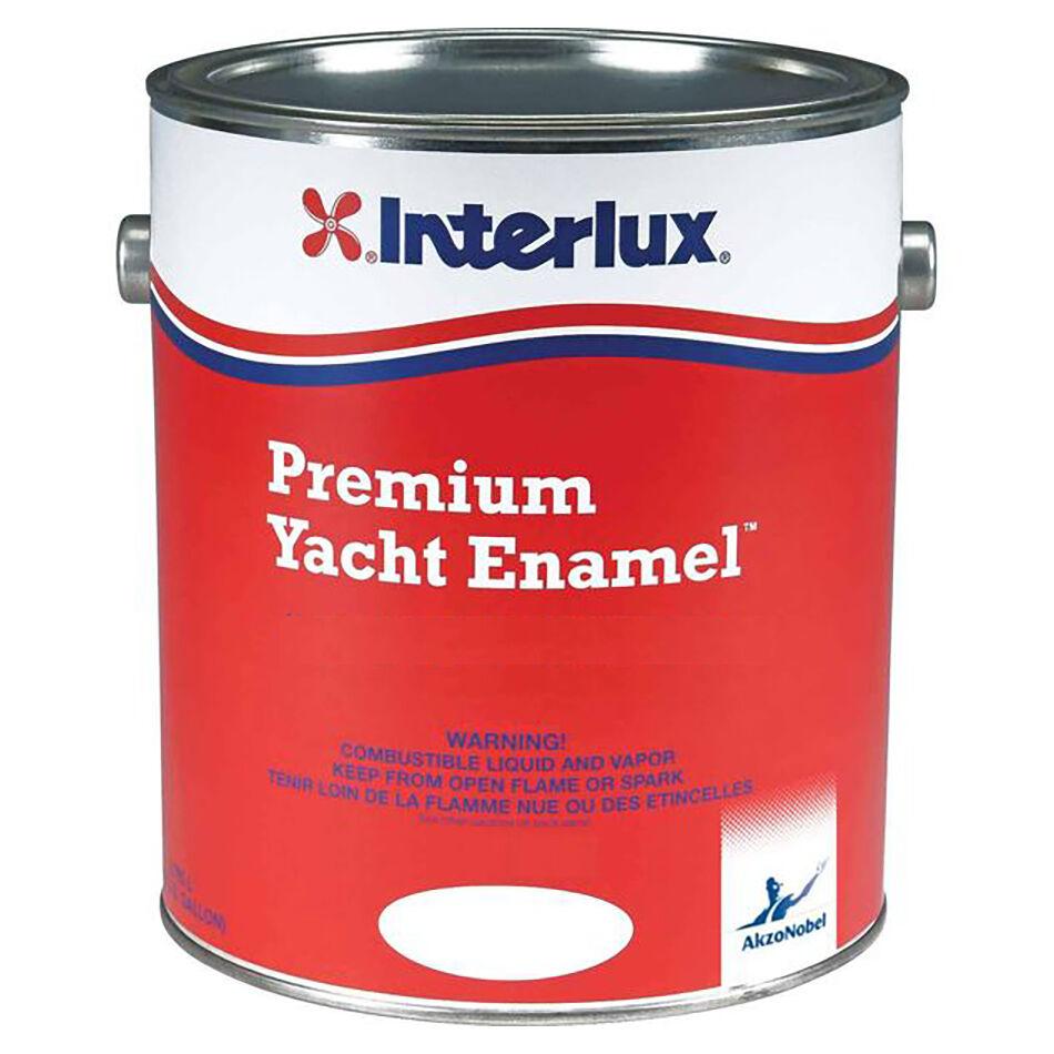 Interlux Premium Enamel, Gloss White, Gallon