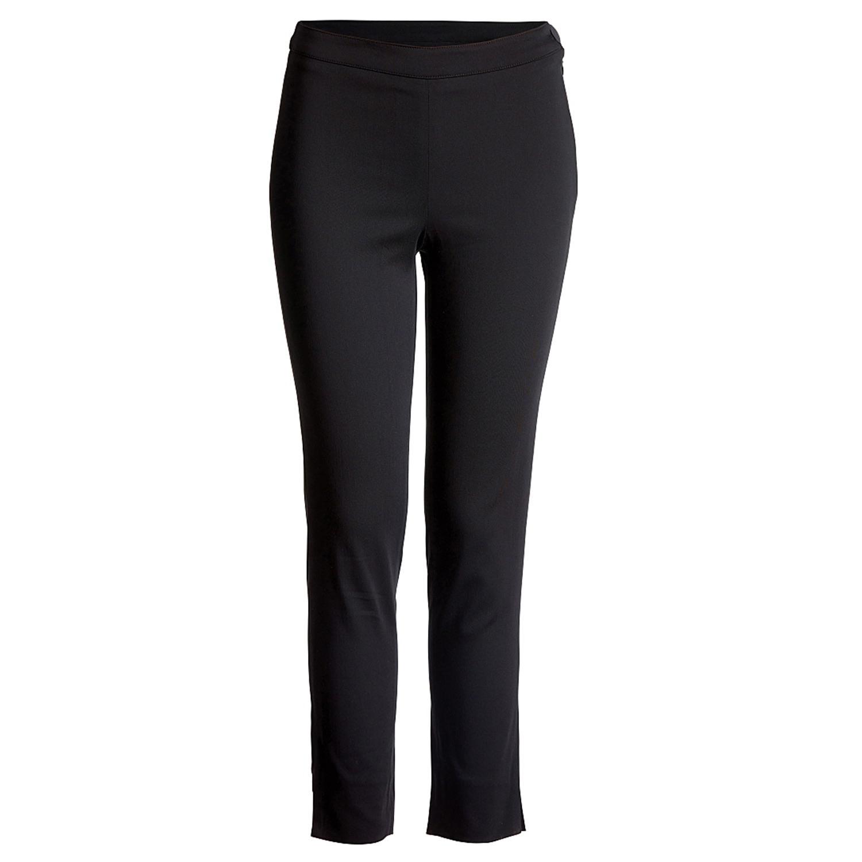 Conquista - Slim Fit Black Pants Conquista Fashion
