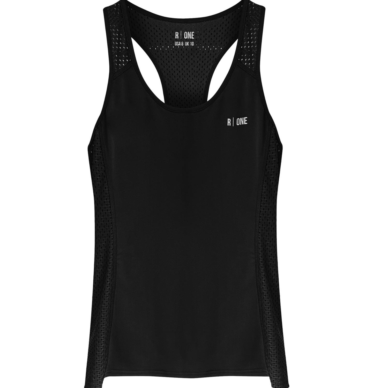 Reflexone - B-Confident Recycled Material Sports Vest - Black