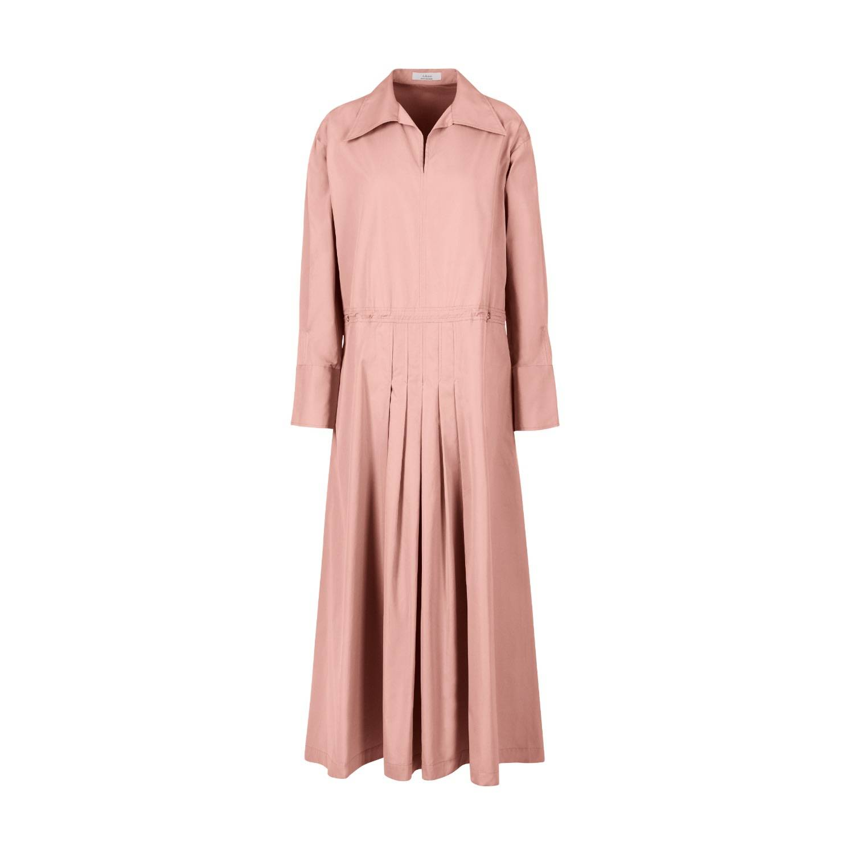 A-line Clothing - Adjustable Waist Maxi Dress