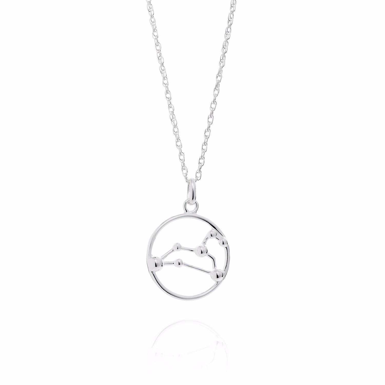Yasmin Everley Jewellery - Leo Astrology Necklace