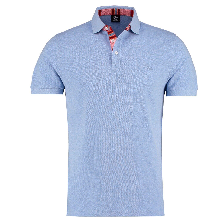 KOY Clothing - Light Blue Polo Shirt