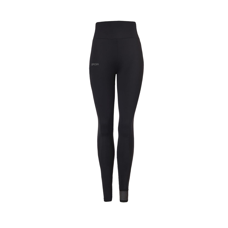 CasaGIN - Be. GiN - Woman's Sport Leggings - Black