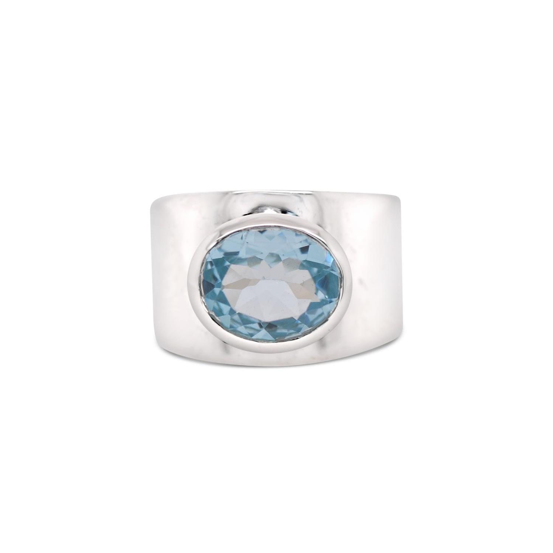 Gem Bazaar Jewellery - Silver Lining Ring