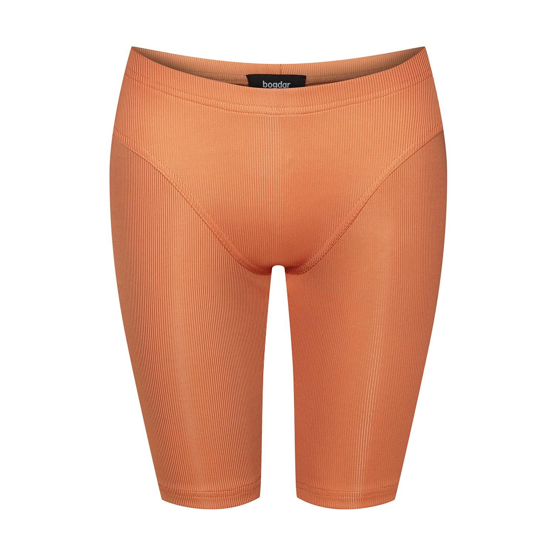 Bogdar - Ribbed Bike Shorts