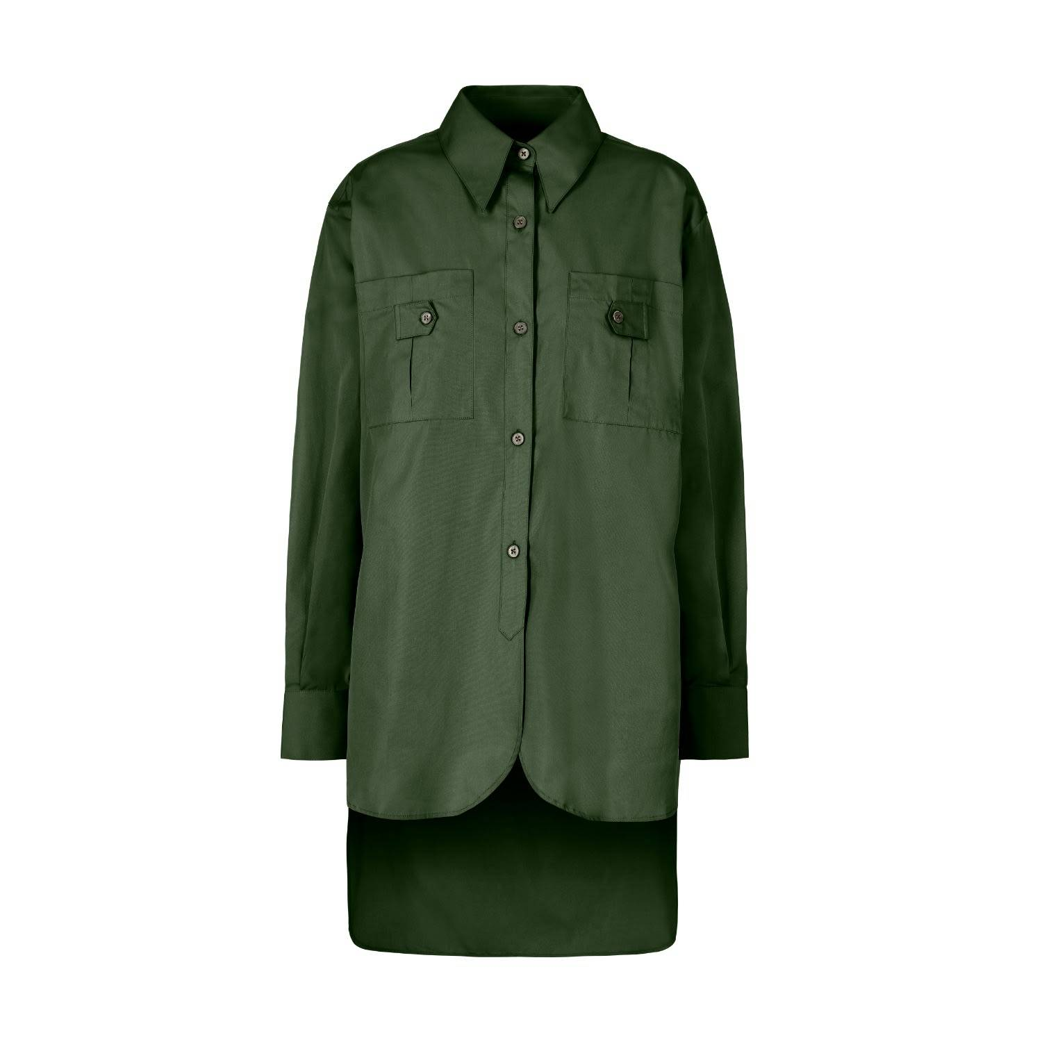 A-line Clothing - Jungle Look Overshirt