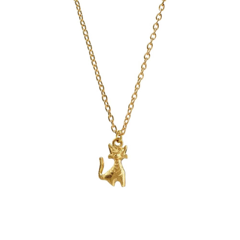 Mirabelle Jewellery - Felix The Cat Charm Necklace