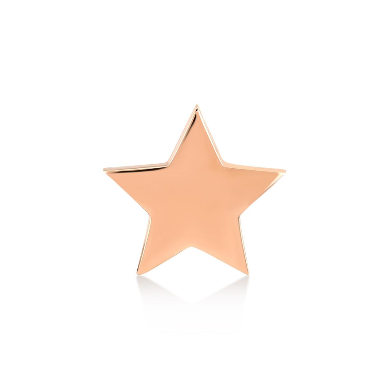 Selda Jewellery - Medium Star Earring Single