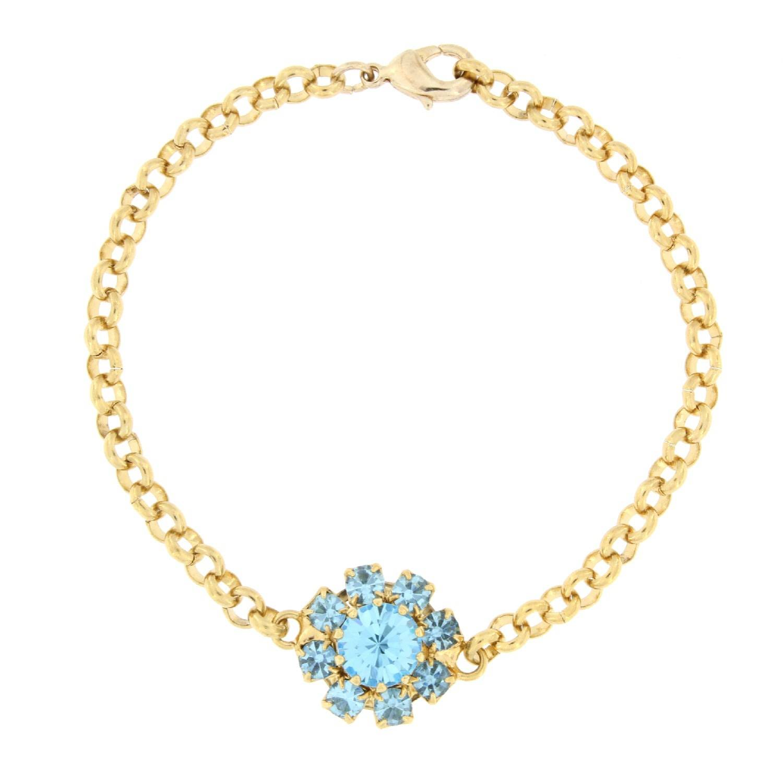 Rosaspina Firenze - Florentine Garden Aquamarine Bracelet