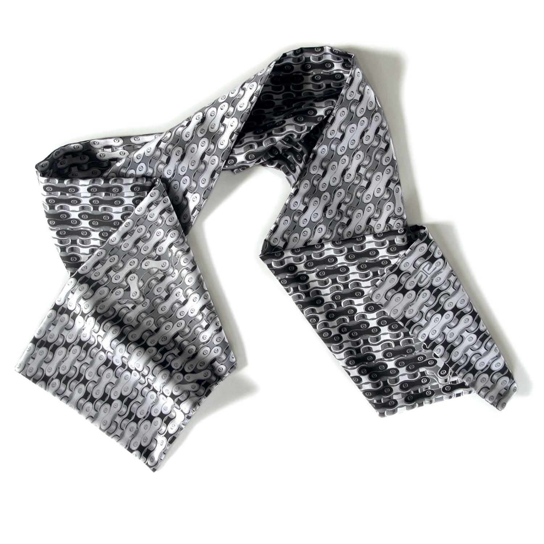 ARLETTE ESS - Bike Chains Silk Scarf