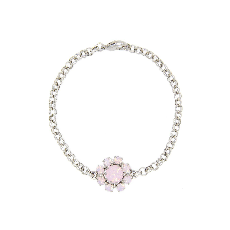 Rosaspina Firenze - Florentine Garden Bracelet In Rose Opal