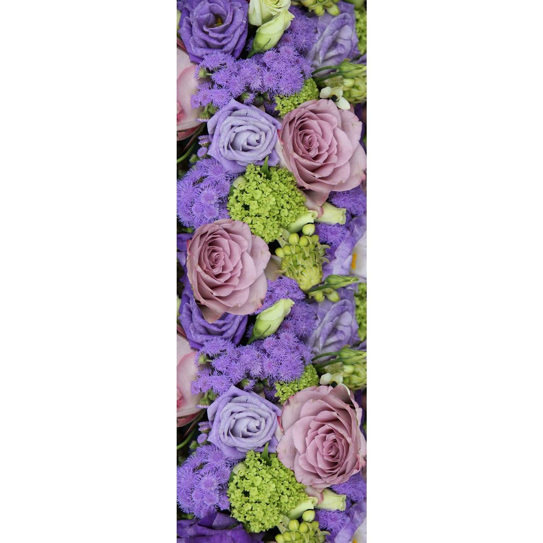 PJ Studio Accessories. - Lilac Bouquet - Modal Silk