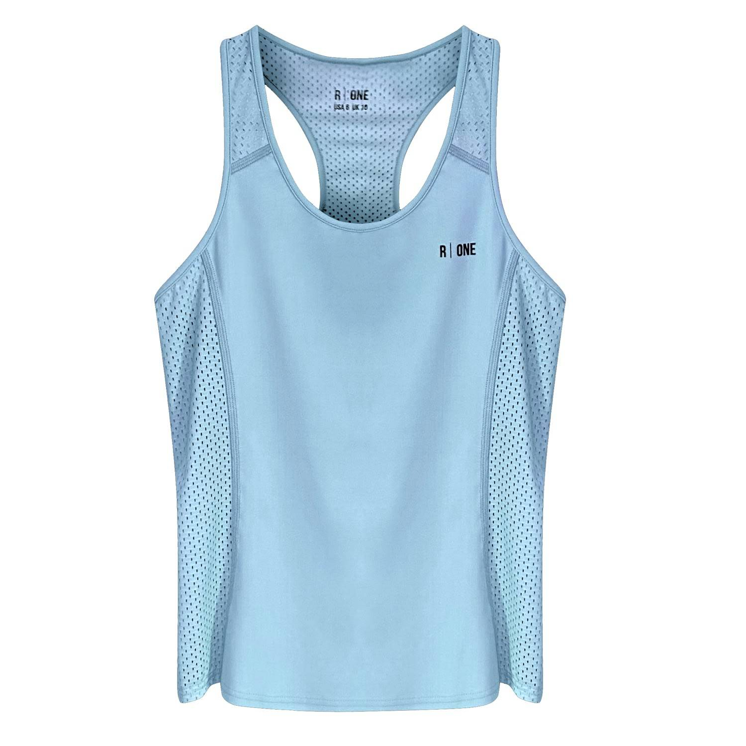 Reflexone - B-Confident Recycled Material Sports Vest - Cool Blue