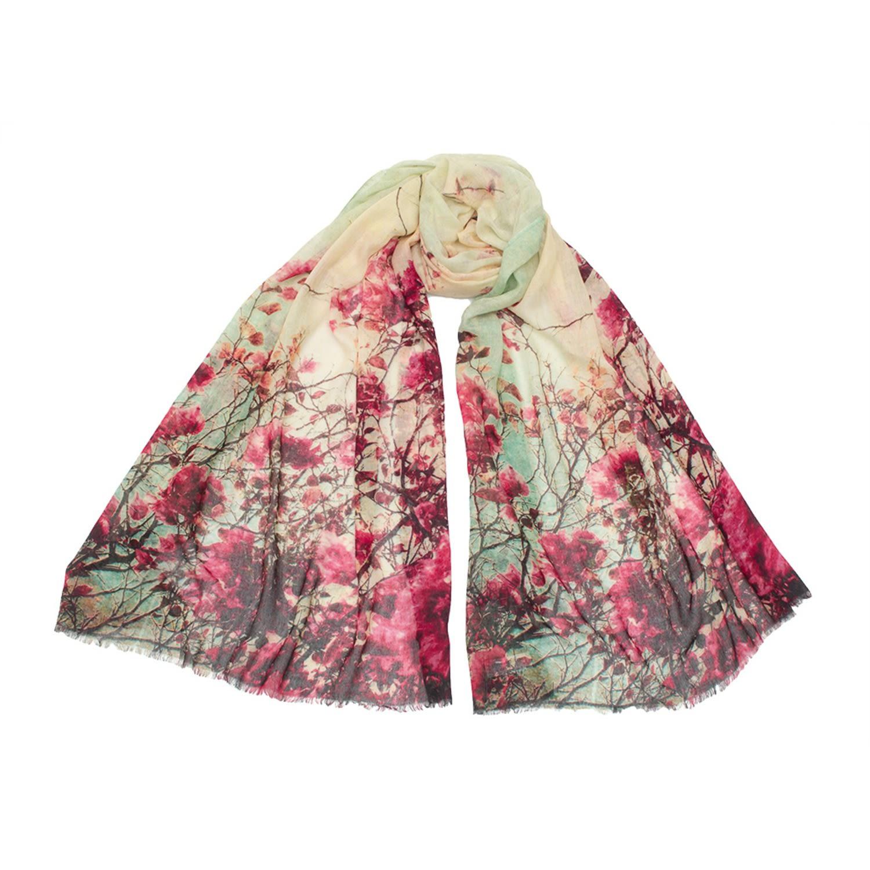 PJ Studio Accessories. - Cherry Blossom - Modal Silk