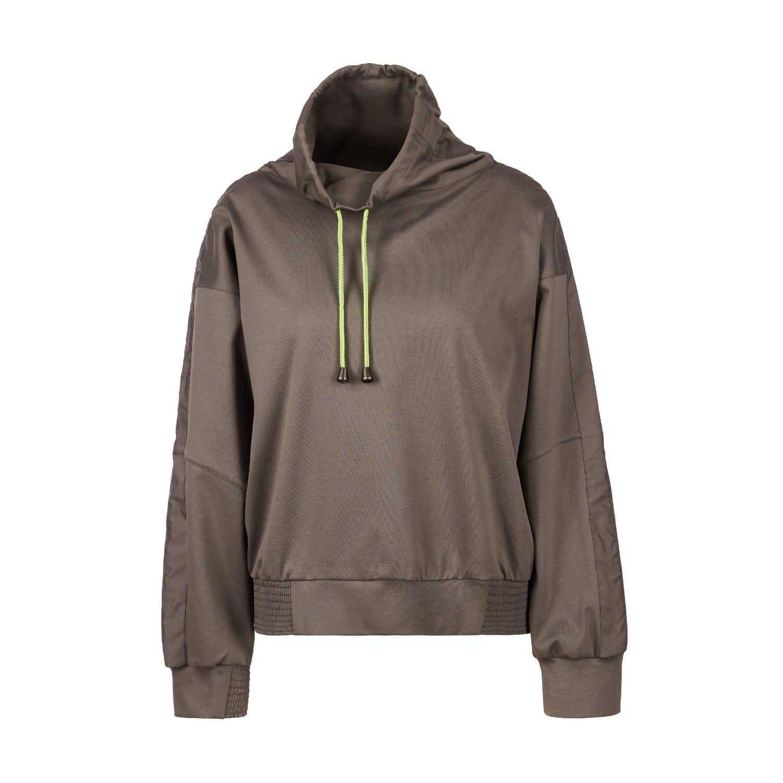 A-line Clothing - Grey Turtleneck Jumper