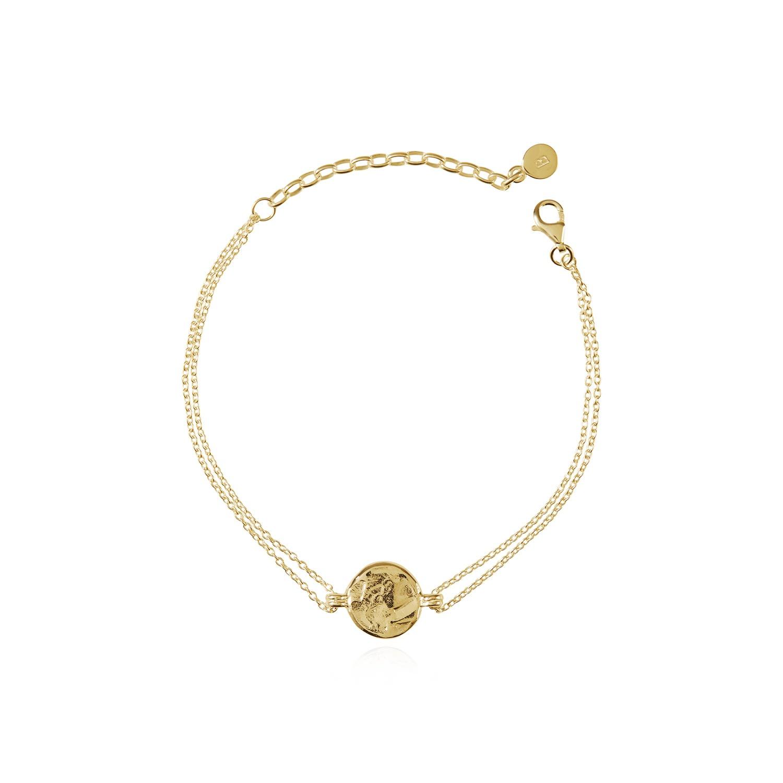 Buff Jewellery - Gold Disco Inferno Bracelet