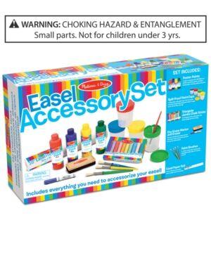 Melissa and Doug 29-Piece Easel Accessory Set